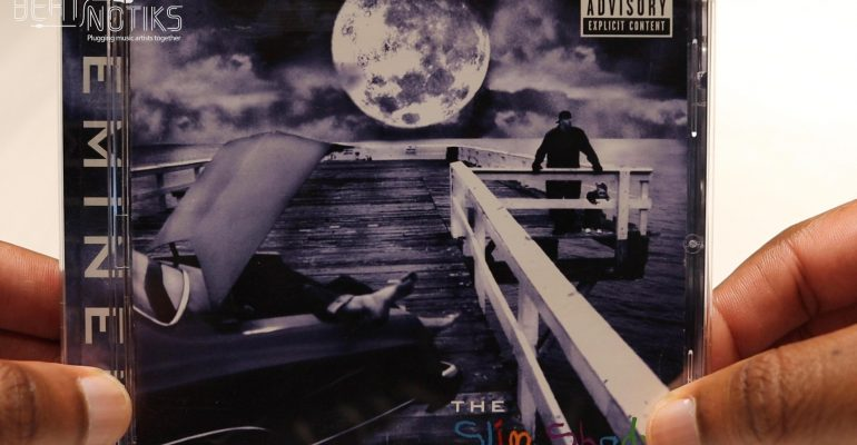 "Eminem 1999 'The Slim Shady LP"" CD Showcase"